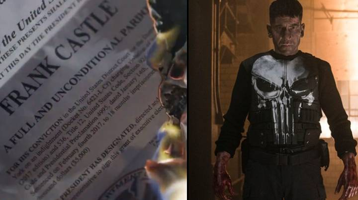 'The Punisher' Season Two Trailer Is Here