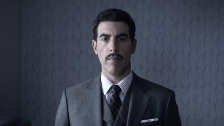 Netflix Unveils Trailer For Thriller The Spy Starring Sacha Baron Cohen
