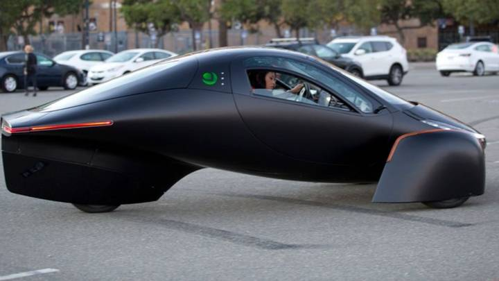 World's First 'Never Charge' Electric Car Sells Out In 24 Hours