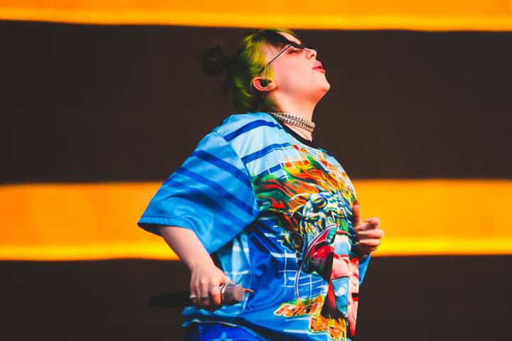 Billie Eilish 'Angry' At Reaction To The Video Of Her Taking Off Her Clothes