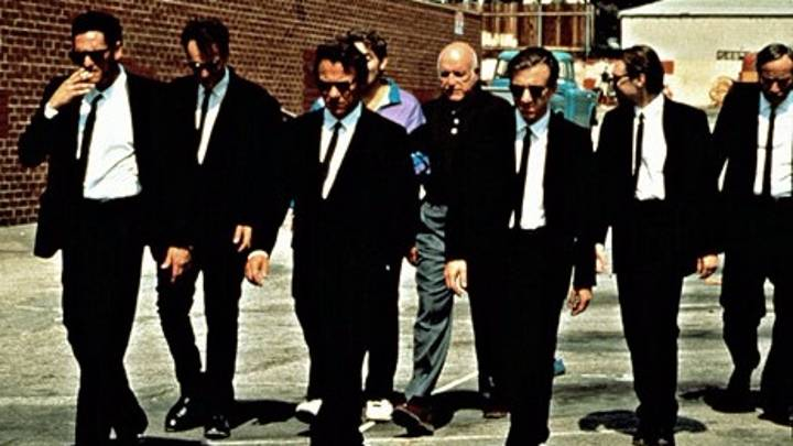 Quentin Tarantino Reunited With The Cast Of Reservoir Dogs