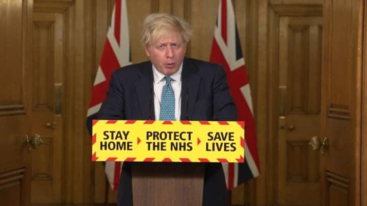 Boris Johnson Confirms 1.3 Million People Have Received Coronavirus Vaccine In The UK