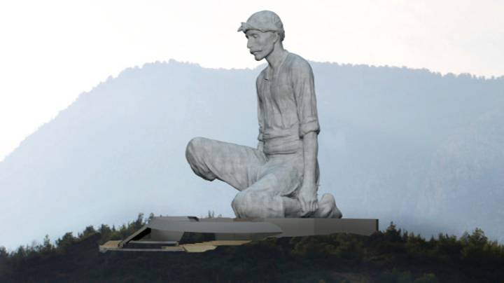 Plan For 40m Statue To Be Erected In Cyprus Turns Heads