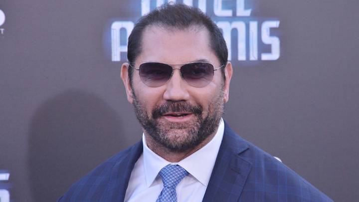 Dave Bautista Explains The Difference Between Him And The Rock As Actors