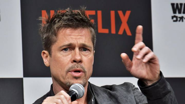 Brad Pitt Reportedly Uses His Real Name When Chatting Up Women