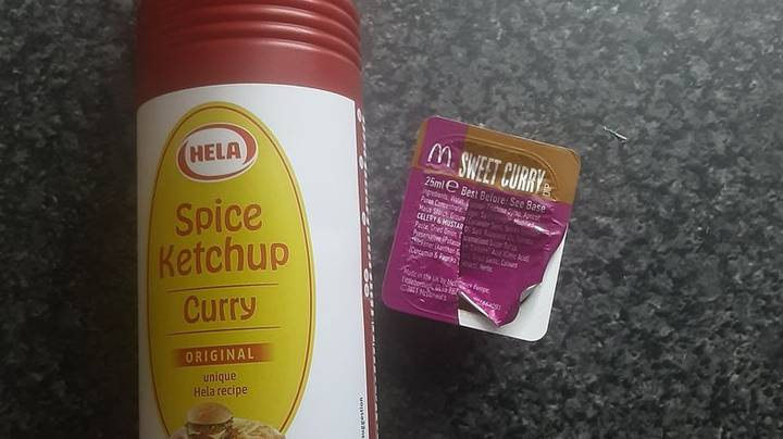 Home Bargains Is Selling A Sauce That 'Taste Just Like McDonald's Sweet Curry'