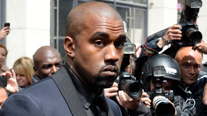 Kanye West Claims His Music Label Released His Album Without His Permission