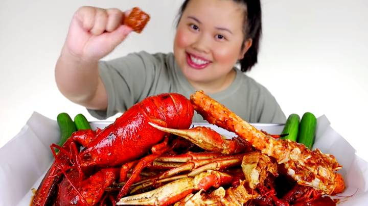 Mukbang Influencers Earn Up To Six Figures Simply By Eating