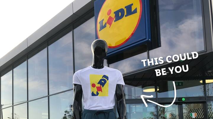 Lidl Ireland Is Searching For 'Biggest Fan' To Model Its New Clothing Line