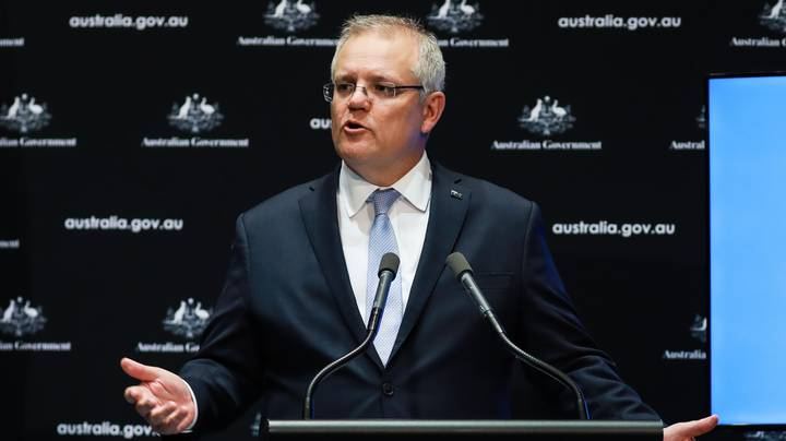The Chaser Created A Scott Morrison Inaction Doll And It's Savage