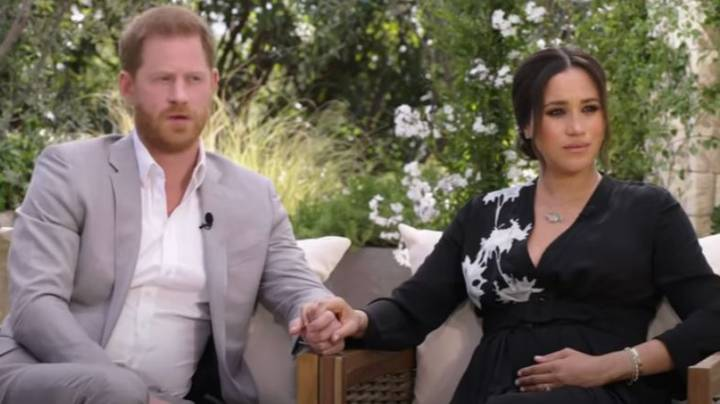 First look At Harry And Meghan's Astonishing Tell-All With Oprah