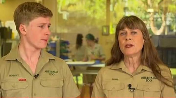 Robert Irwin Holds Back Tears While Discussing Impact Of Bushfires On Australian Wildlife