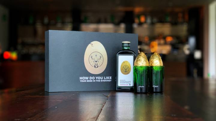 Jägermeister Is Selling Limited Edition Easter Eggs With Creamy Alcoholic Filling