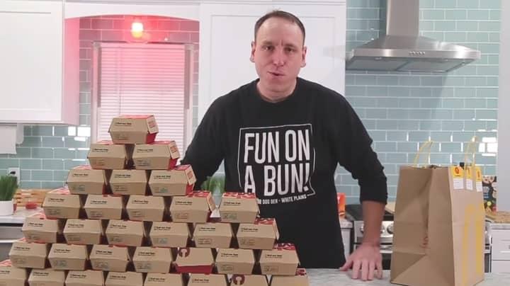 Man Eats 32 Big Macs In 38 Minutes In Attempt To Break World Record