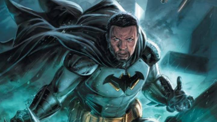 DC Comics Announces The Next Batman Will Be Black In New Series
