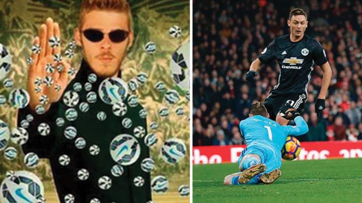 Manchester United Fans Have Never Been More Grateful For David De Gea