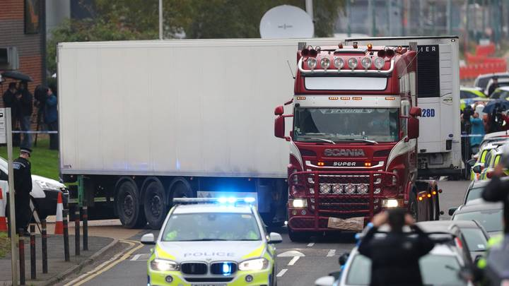All 39 People Found Dead In Lorry In Essex Were Chinese Nationals