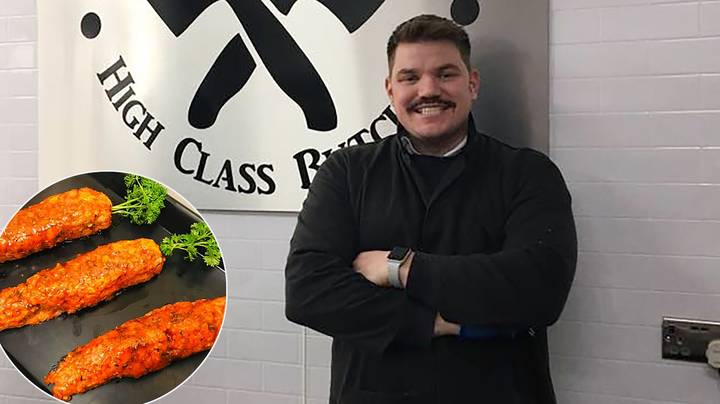 Butcher Trolls Vegans With 'Carrots' Made From Pork