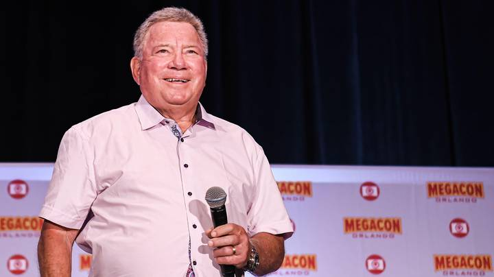 William Shatner Reveals Secret As To Why He Looks So Young At 90