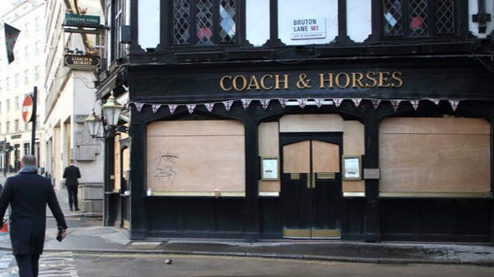 Curfew And Substantial Meal Requirement 'Could Be Scrapped' When Pubs Reopen