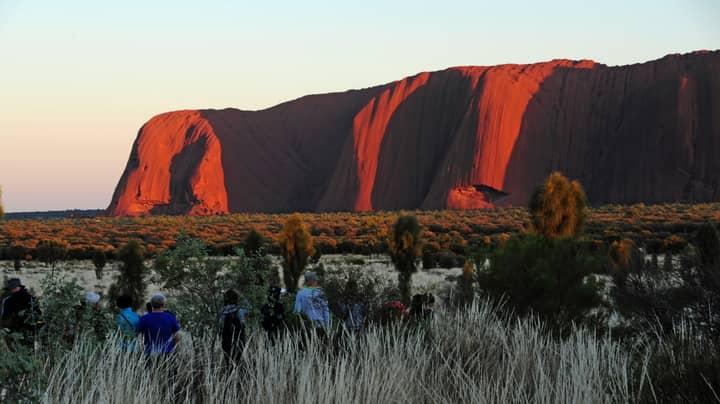 Girl, 12, Suffers Severe Injuries After Plummeting 20 Metres While Climbing Uluru