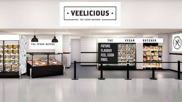 Asda Trialling Vegan Butcher Counter Selling 'Facon' And 'Steakless Bakes'