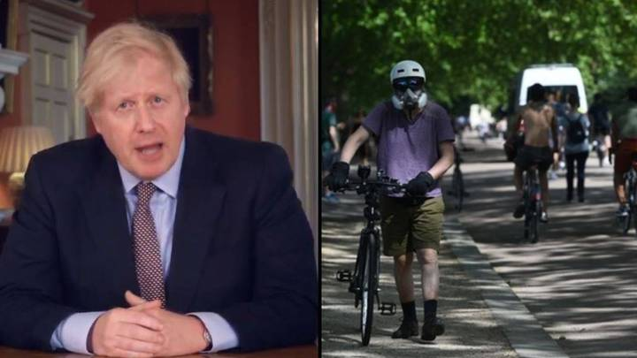 Boris Johnson Says Hospitality Businesses Could Reopen From July