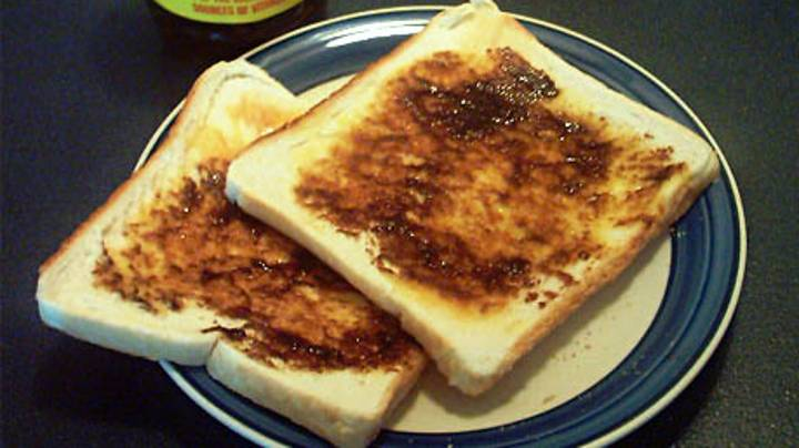 Vegemite On Toast Ranked As One Of The Most Bizarre Foods In The World
