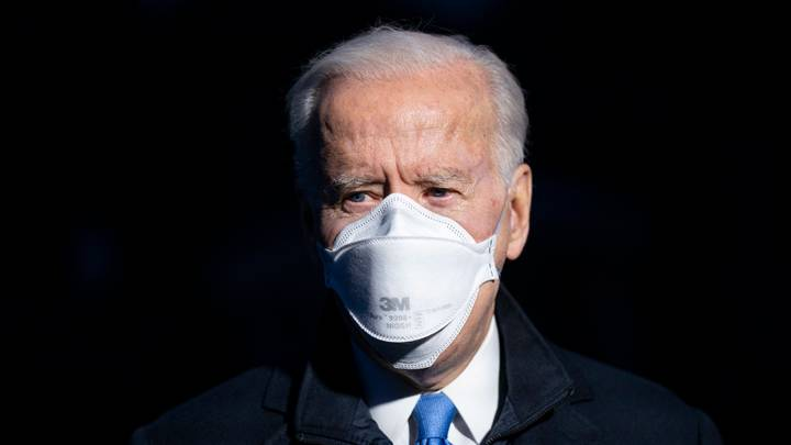 Armed Woman Approached White House Security With Letter For Joe Biden