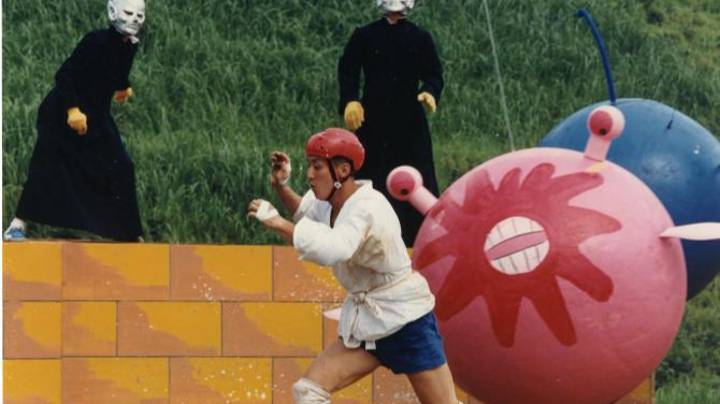 Takeshi's Castle Voted Classic UK Game Show People Miss The Most