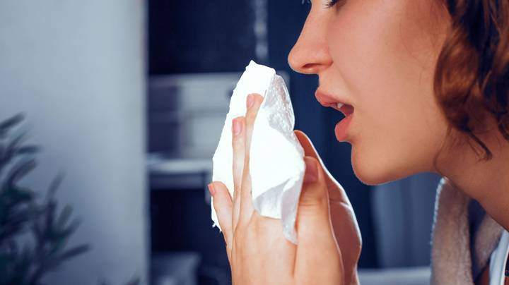Doctors Explain Why You Should Never Hold In A Sneeze