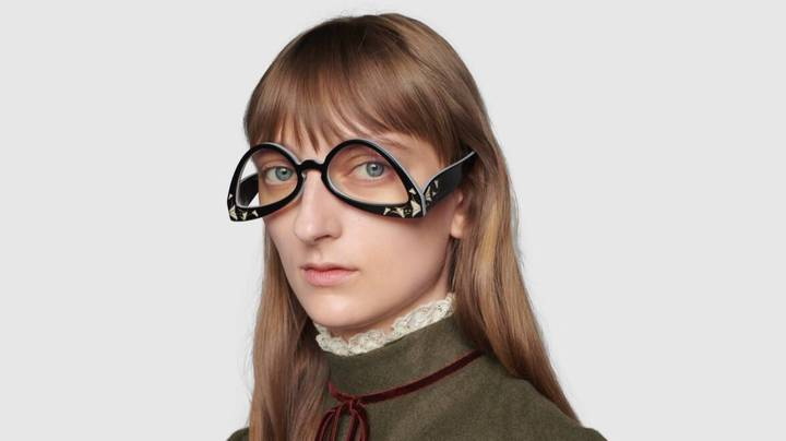 People Are Confused By Gucci's New Sunglasses Design