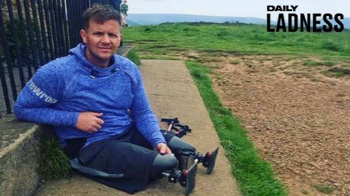 British Army Veteran Becomes First Double Above-Knee Amputee To Climb Kilimanjaro