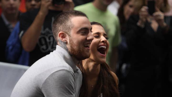 Ariana Grande Posts Heartbreaking Tribute To Mac Miller
