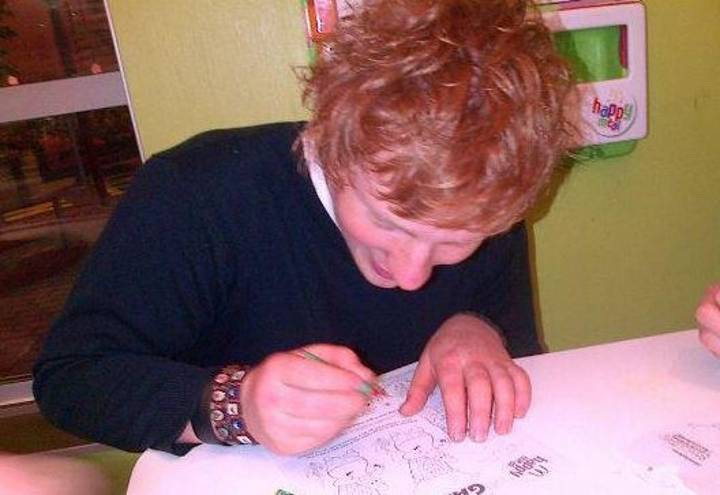 Ed Sheeran Lookalike Speaks Out About Struggling To Find Love Due To How He Looks