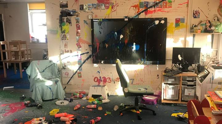 Vandals Cause Thousands Of Pounds Worth Of Damage To Portsmouth Nursery