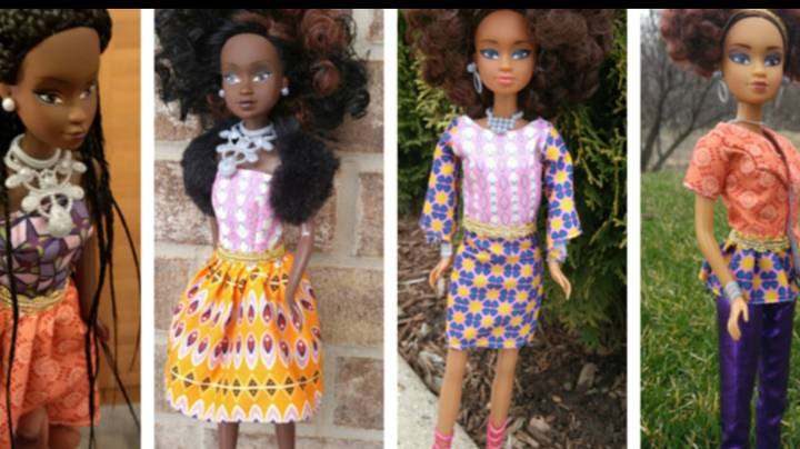 One Man Is Making 'Queens of Africa' Dolls That Outsell Even Barbie