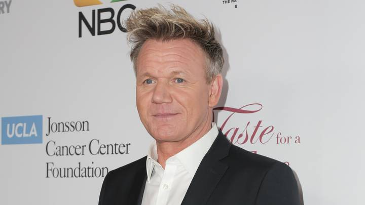 Gordon Ramsay Thought He Was A 'Goner' After A Near Death Experience