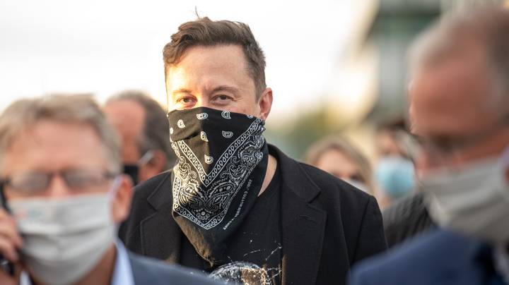 Elon Musk Says He Has So Much Energy Because He's 'An Alien'