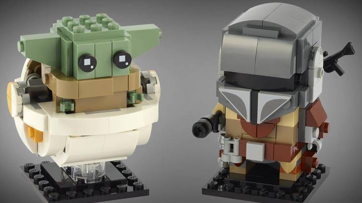 You Can Now Buy The Mandalorian LEGO Set Including Baby Yoda