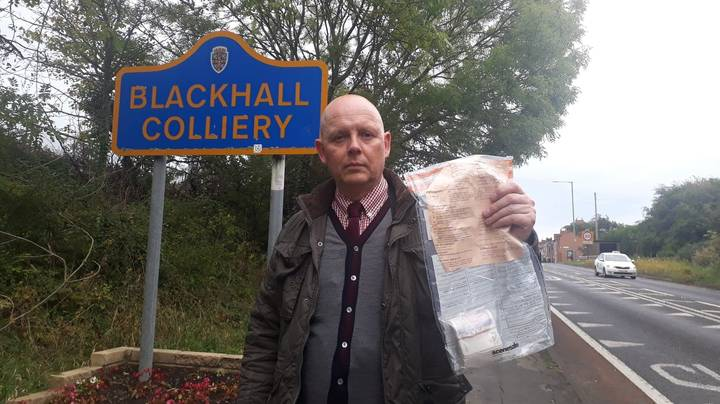 Someone's Leaving Bundles Of Up To £2,000 In Cash In A County Durham Village