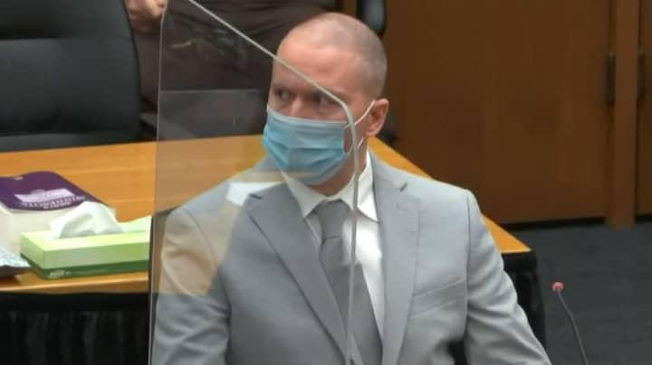 Derek Chauvin Sentenced To 22 Years In Prison For George Floyd Murder