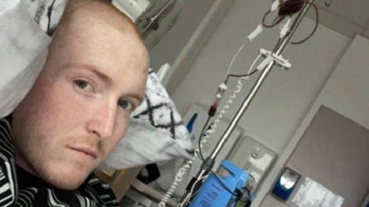 22-Year-old 'Mistakenly Told He Had Tonsillitis' Before Being Diagnosed With Leukaemia