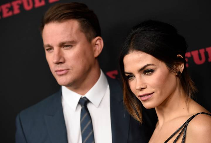 Channing Tatum Doesn't Care About Oversharing Nude Pics Of His Wife