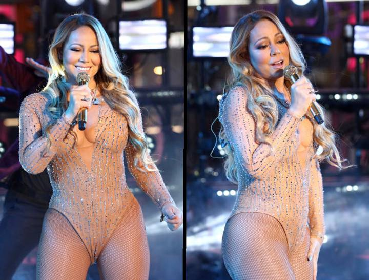 Mariah Carey Has Responded To Her Terrible Performance With This Tweet