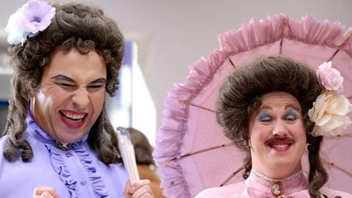 Matt Lucas Has Been In Talks With Netflix To Reboot Little Britain