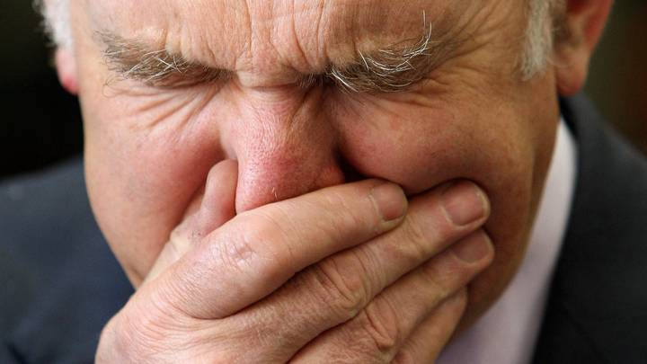 Holding In Farts Could Make Them Come Out Of Your Mouth
