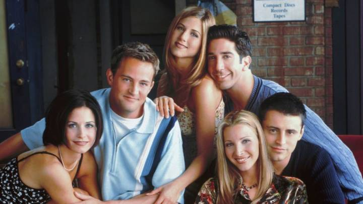 A Friends Reunion Special Is 'In The Works'
