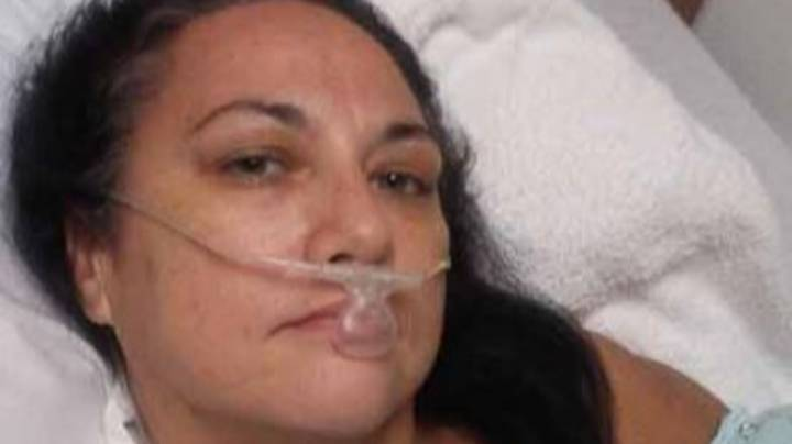 Mum Nearly Died From Contracting Flesh-Eating Bacteria After Cutting Finger