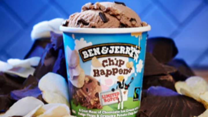 Ben & Jerry's Launch New Flavour With Crisps Pieces In